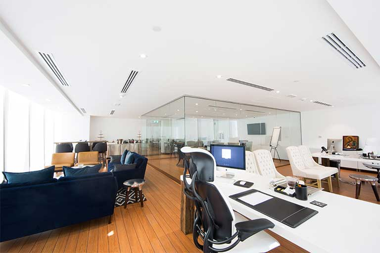 Office Fit Out Contractors