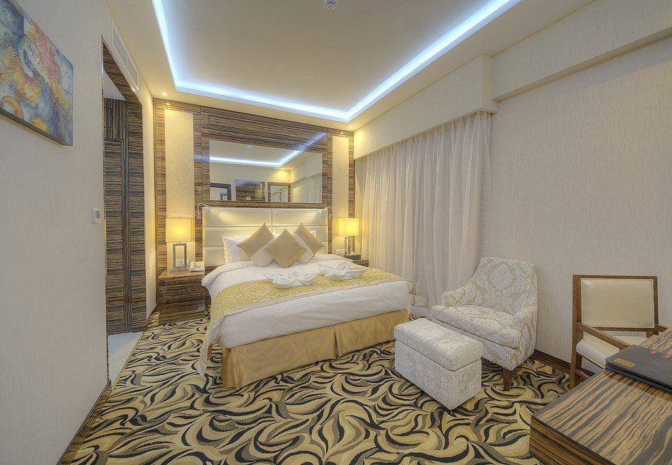 Hospitality Interior Design Services